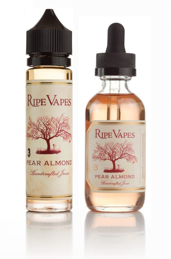 pear almond e liquid