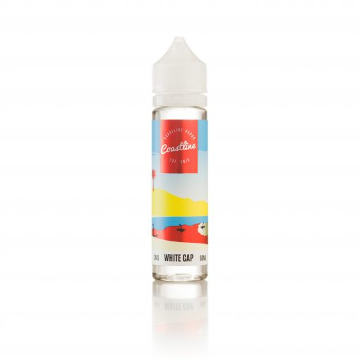coastline white cap vape juice