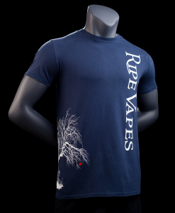 ripe vapes blue tree t shirt
